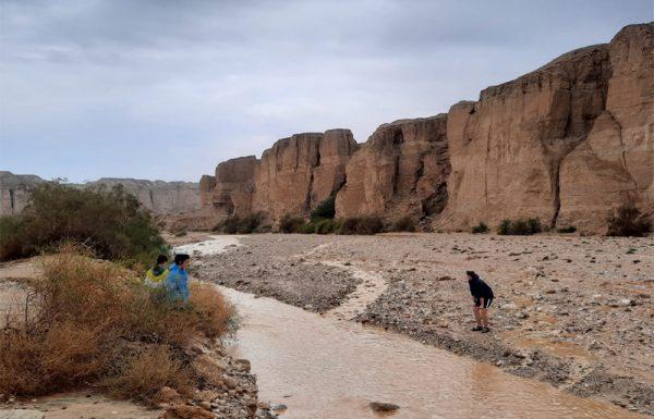 סיכום עונת הגשמים והשיטפונות 2020-2021