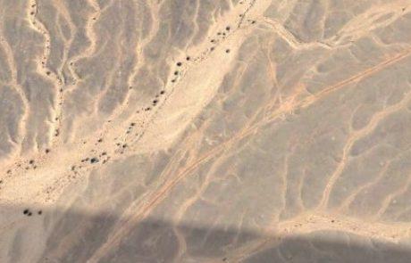 חילוץ נתוני תפוצה ותדירות שיטפונות באזורים צחיחים על ידי המרכיב הצמחי בהדמאות לווין